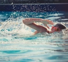 How to Burn Calories in the Pool