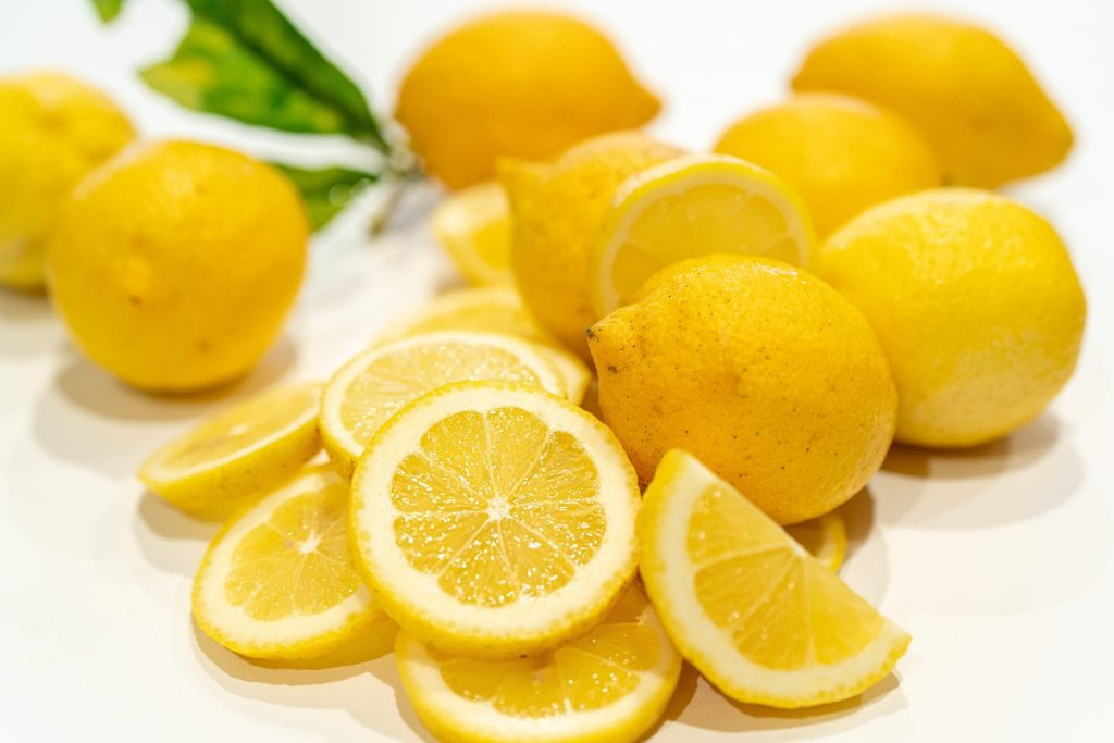 Unexpected Things You Can Do With Lemons